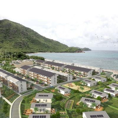 Vivienda social en Antigua y Barbuda