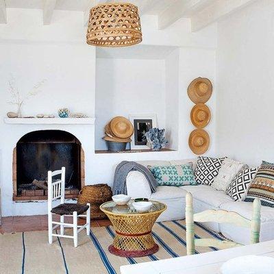 7 ideas que puedes robar de casas de verano