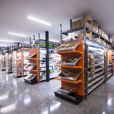 Construcción local comercial FERRETERÍA MATRIZ