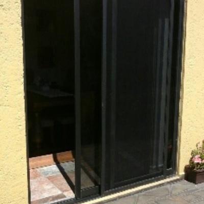 Cambio de vidrio a puerta y cancel