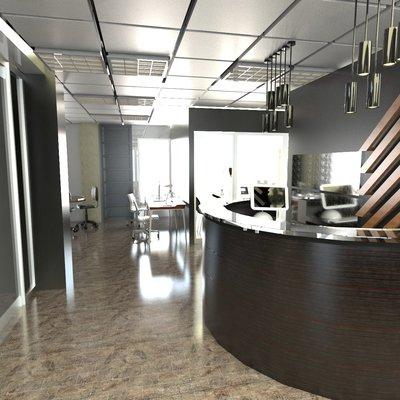Edificio mixto para oficinas y departamentos