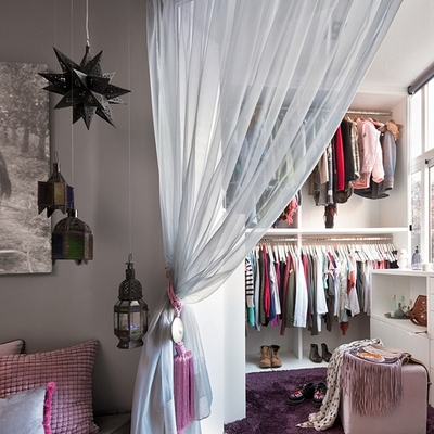 5 Ideas para montar un vestidor en casa
