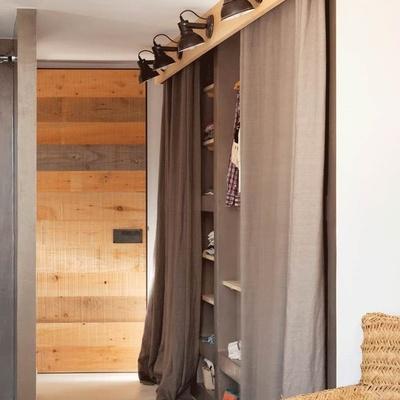 Cómo hacer un vestidor cuando no hay espacio suficiente