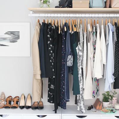 5 vestidores ideales para 5 estilos diferentes