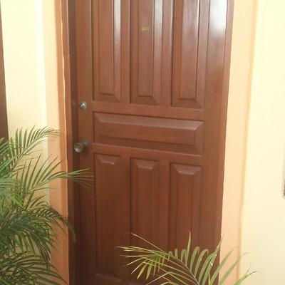 Cotizaci n puertas madera economicas online habitissimo - Compro puertas antiguas ...