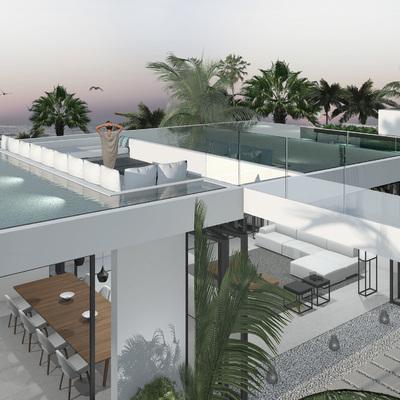 Villas de lujo en Barbuda