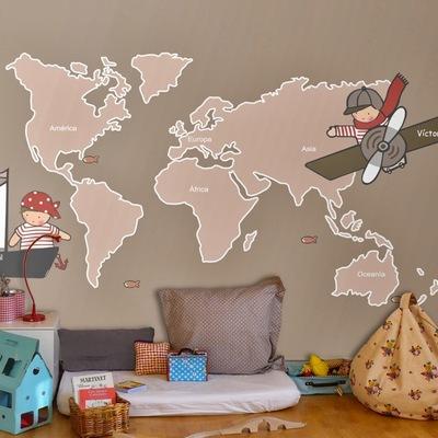 Ideas y fotos de vinilos decorativos para inspirarte for Vinilos decorativos dormitorios juveniles