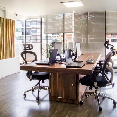 Remodelación oficina en Polanco