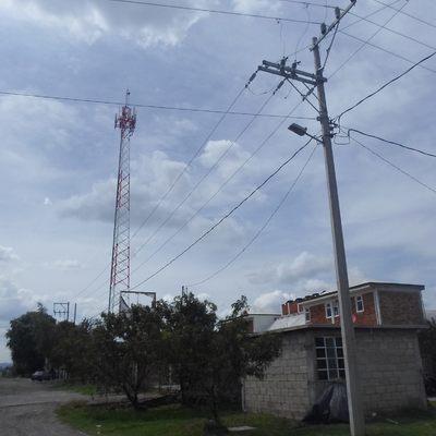 SUBESTACIÓN ELÉCTRICA PARTICULAR PARA RADIOBASE DE TELEFONÍA CELULAR RADIOMOVIL DIPSA SITIO DEXCANI JILOTEPEC