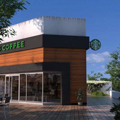 Starbucks Xalapa > Plaza Las Animas