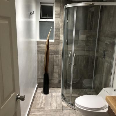 Remodelación total de baño