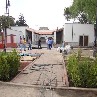 Remodelación de Centro Cultural en la Delegación Azcapotzalco, CDMX