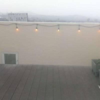 Proyecto Deck terraza y zona de lavado