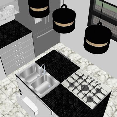 Diseño Remodelación/Ampliación Cocina