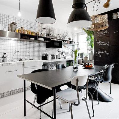 Pinta las paredes de tu cocina con Chalk Paint y renueva su imagen