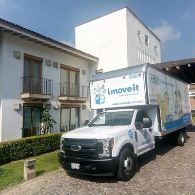 Mudanza Residencial Villa Antigua - Condado de Sayavedra (Atizapan de Zaragoza)