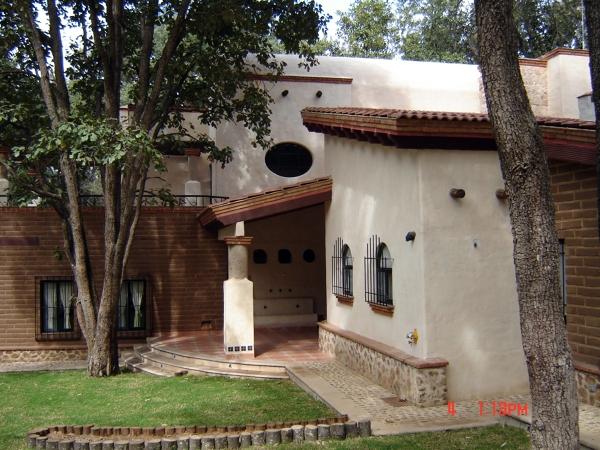 Foto arquitectura mexicana tradicional contemporanea de for Arquitectura mexicana