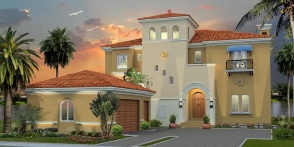 Foto casa estilo californiano de otq espacios 132098 for Estilo etnico contemporaneo