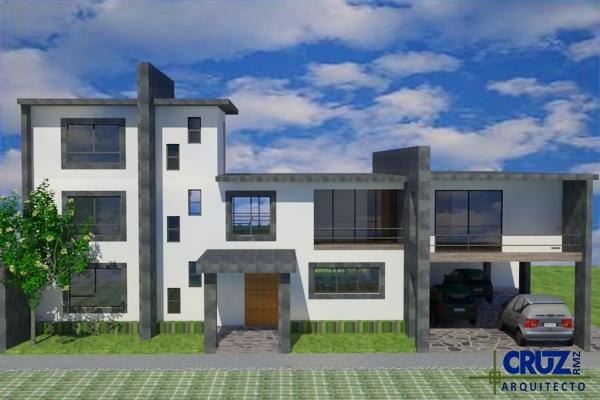 Foto casa toluca de cruz arquitectos 136860 habitissimo for Casa minimalista toluca