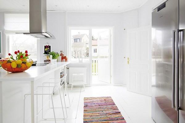 Foto cocina n rdica con campana decorativa 215433 habitissimo - Cocina con campana decorativa ...