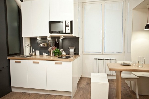 Foto cocina con electrodom sticos peque os 224353 - Electrodomesticos profesionales cocina ...