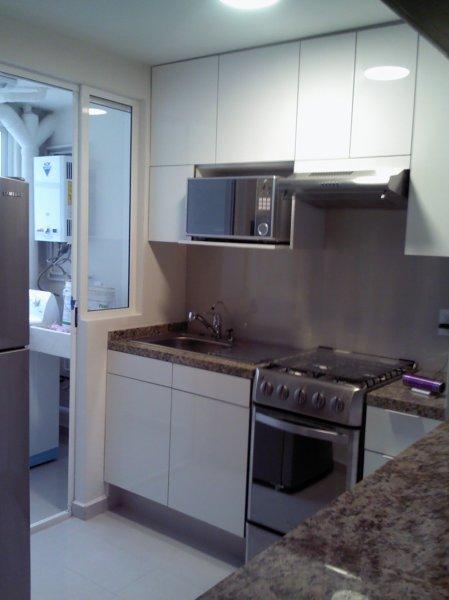 Foto Cocina Ya Patio De Servicio De Sr Arquitectos 127129