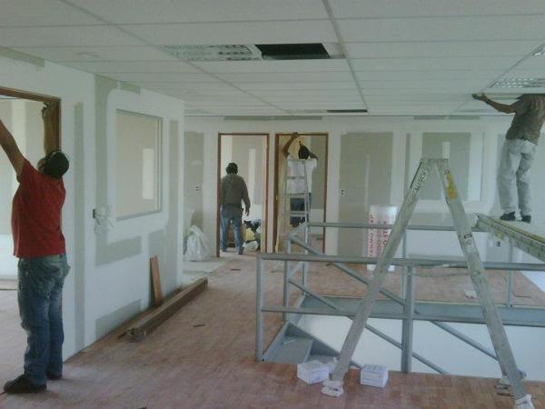 Foto construccion oficinas normatividad de grupo covisen for Construccion de oficinas