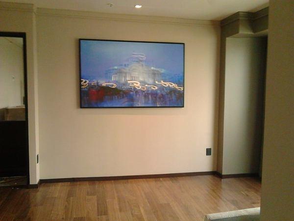 Foto decoraci n pisos pinturas en recamaras de acabados for Pintura para recamaras