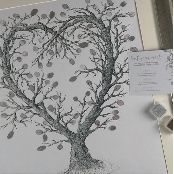 Foto Dibujo Arbol Con Forma De Corazon De Domeniconi Design 370228