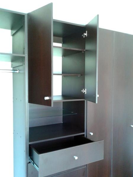 Foto dise o de cocina y closets de reformahogar m xico for California closets mexico