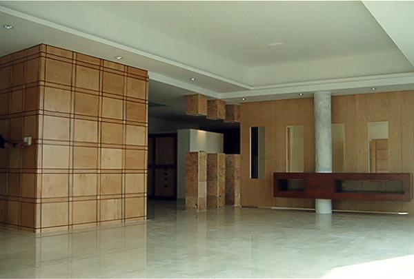 Gardenias 1516 proyectos construcci n casa for Modelos de divisiones de sala y comedor