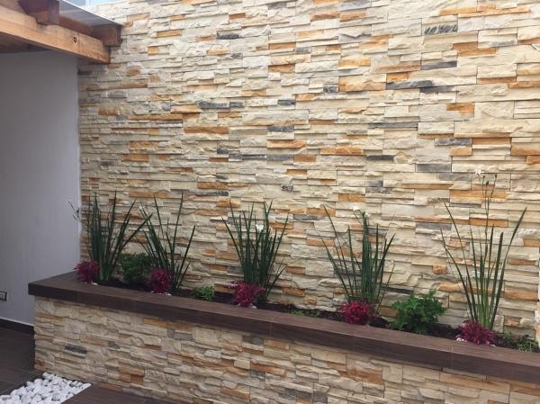 Foto fachaleta decorativa de panorama 206194 habitissimo for Precios de piedra decorativa para interiores