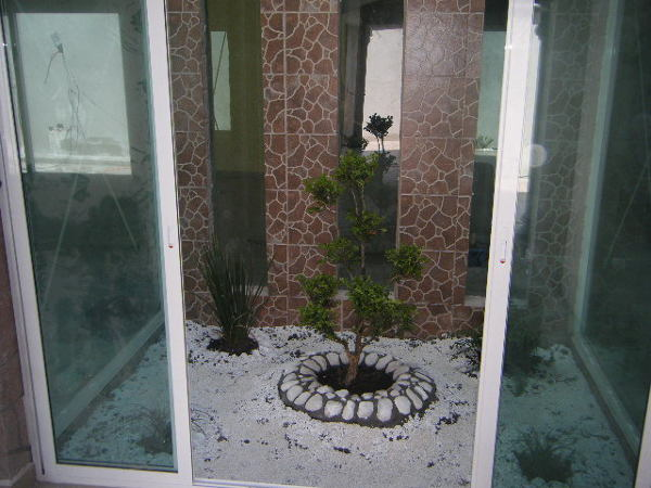 Foto Jardinera Interior De Coarq Proyecto Diseno Y Construccion - Jardinera-interior