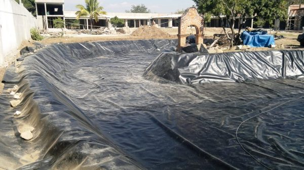 Foto lago artificial en jonacatepec morelos de for Construccion de lagos artificiales