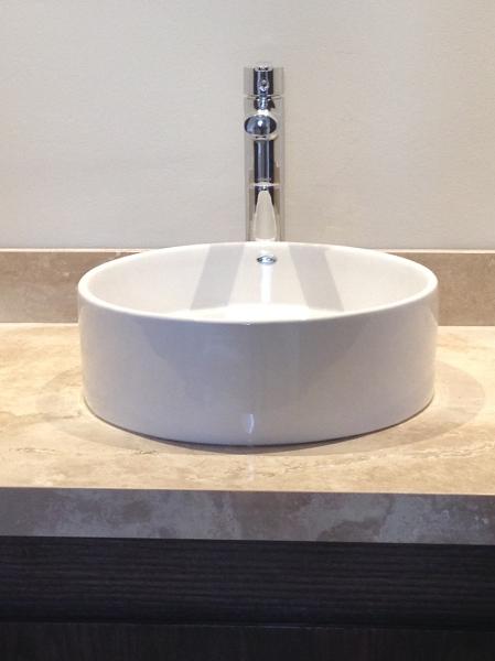 Foto lavabo de sobreponer de alejandra zavala p 110477 habitissimo - Lavabos de sobreponer ...