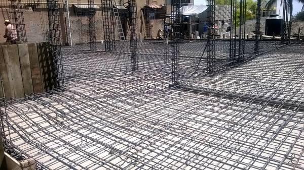 Foto losa de concreto armado locales comerciales de fnt - Losas de hormigon para jardines ...