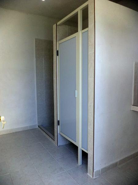 Imagenes De Puertas Para Baño De Aluminio:Foto: Mampara para Baño de Fachavent #32529 – Habitissimo