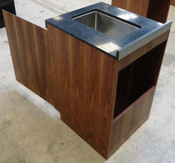 Foto mueble tarja de arkyza trabajos con madera 183641 for Mueble para tarja