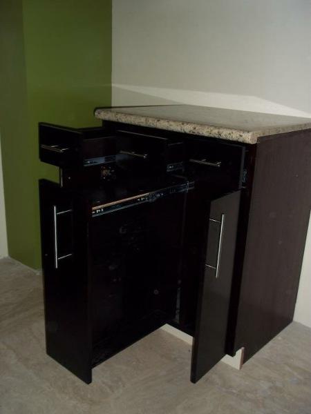 Foto: Muebles Diseñados a Detalle para Cocina de Lujo.madera ...