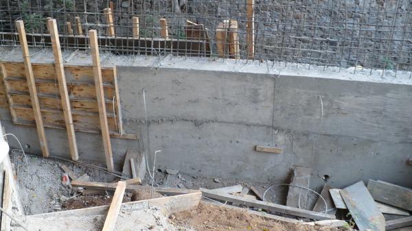 Foto muro de contenci n 6 de g g dise o 64411 for Muro de contencion precio