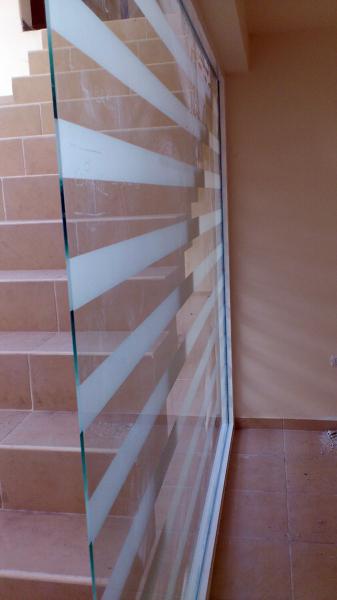 Foto muro de cristal de arq elvis mendieta 5778 for Muro cristal