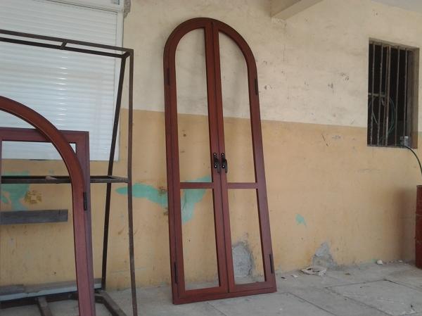 Nueva puerta para balcón 2