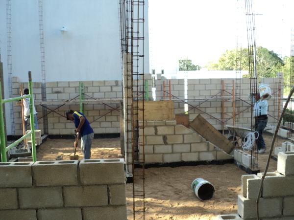 Foto Obra Negra De Casa Habitación De Construcción Remodelación Y
