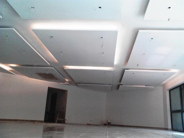 Foto plafones modulares de paint wall 189009 habitissimo Plafones para banos