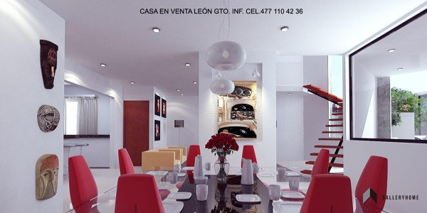 Foto proyecto vista comedor de gallery home 138486 for Proyecto comedor infantil