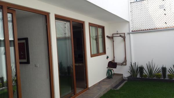 Foto puertas pvc imitacion madera de arquivent 160816 - Pvc imitacion madera ...