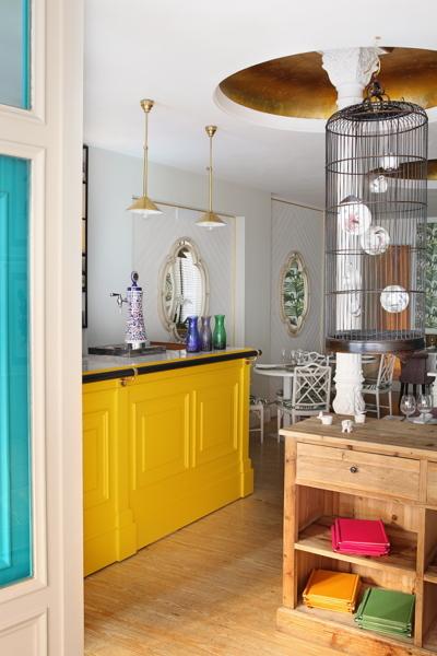Foto rincon con elementos decorativos de distintos - Estilos decorativos ...