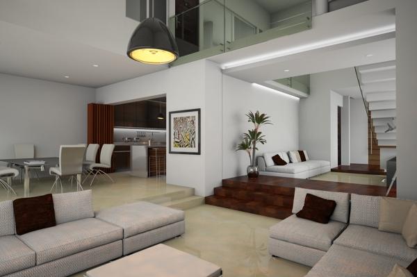 Foto: Sala-comedor de Loal Diseño & Construcción #377614 ...