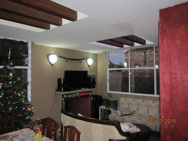 Foto techo falso de adic arquitectos 168024 habitissimo for Falso techo rustico