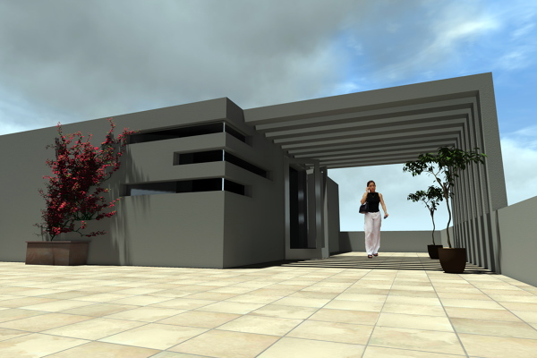 Foto Terraza Casa Habitación De Adda Arquitectura Y Diseño